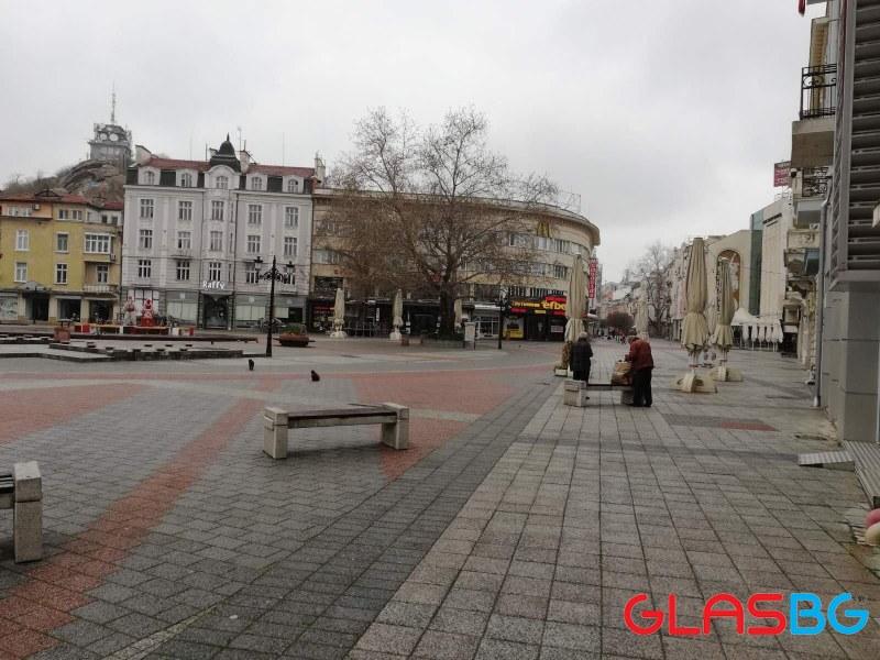 Най-дългата пешеходна улица в Европа в този час СНИМКИ