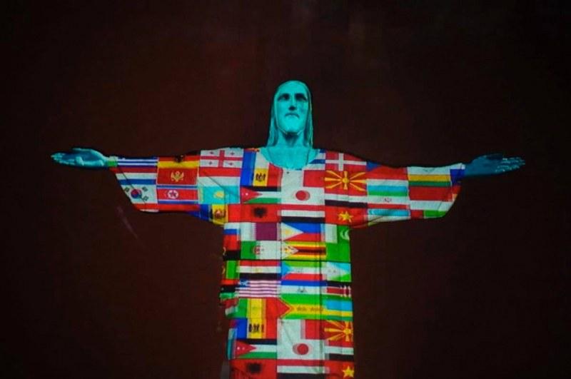 Солидарност от Рио в СНИМКИ