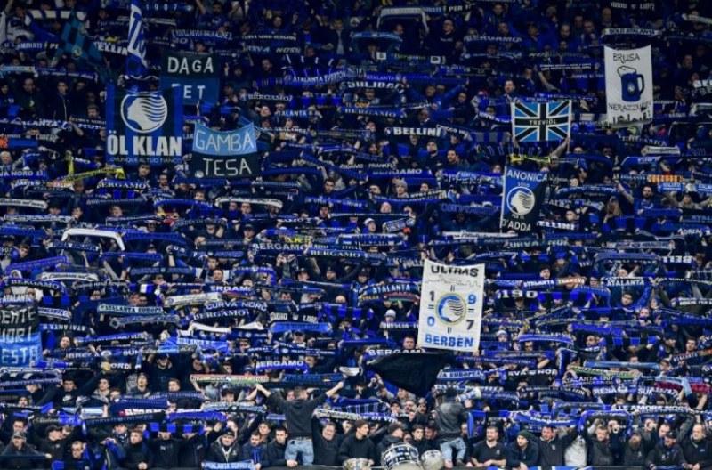 Хиляди души са заразени по време на мач от Шампионската лига