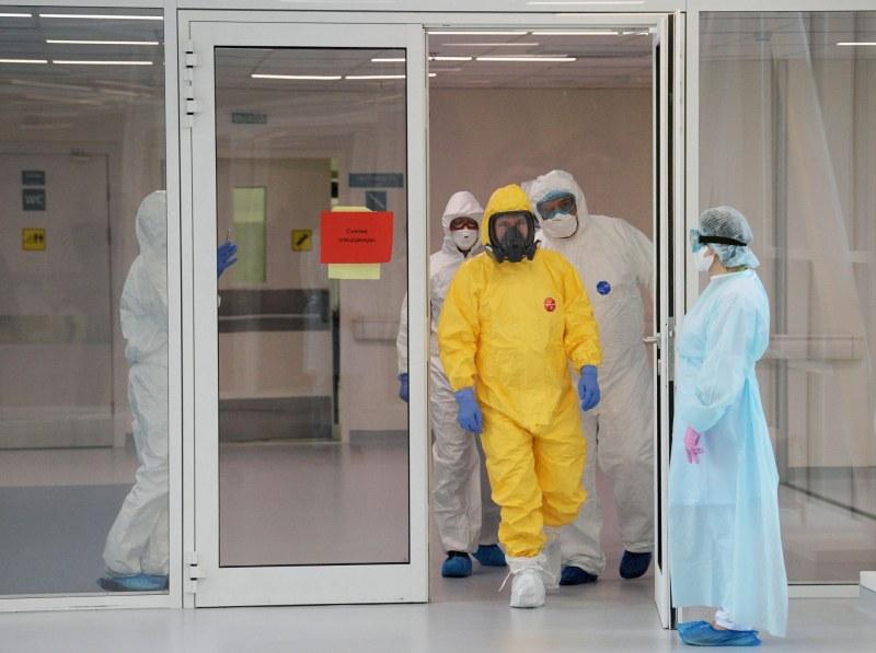 Заразени с коронавирус руснаци разказаха как ги лекуват ВИДЕО+СНИМКИ