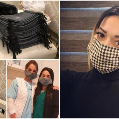 Момиче от Белозем уши 500 маски, но получи нож в гърба