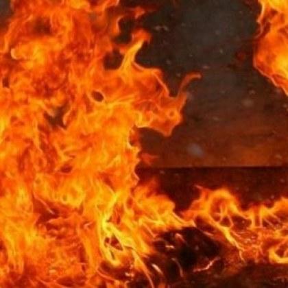 Четирима пострадаха при пожар в кравеферма