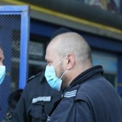 Нито един полицай не е с положителна проба за коронавирус
