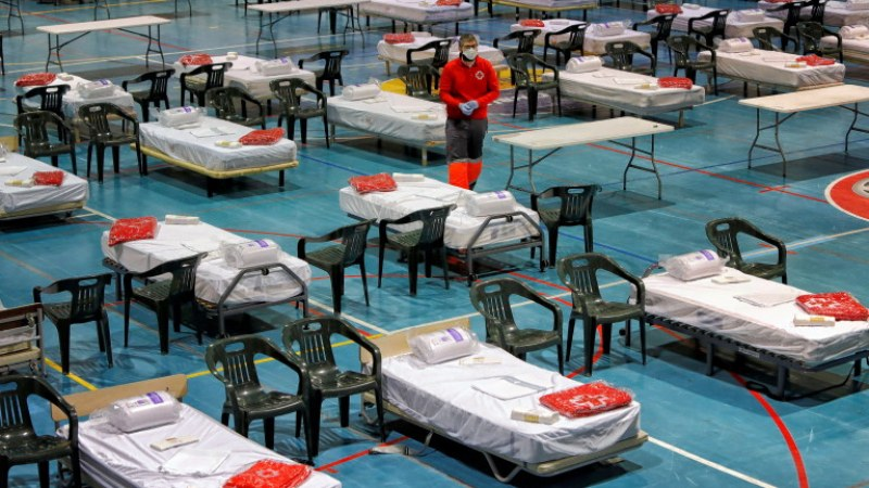Наша лекарка в Испания: На 16 минути се решава кой да живее и кой не