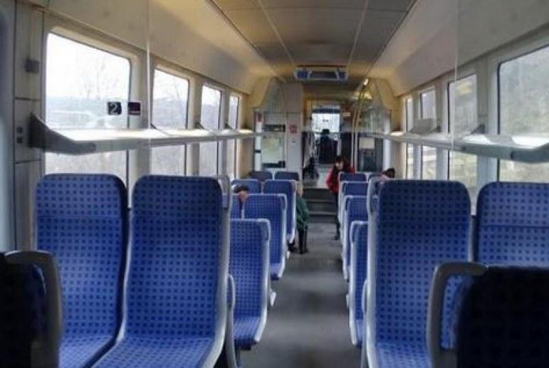 По Великден - пътуваме във влака на дистанция!