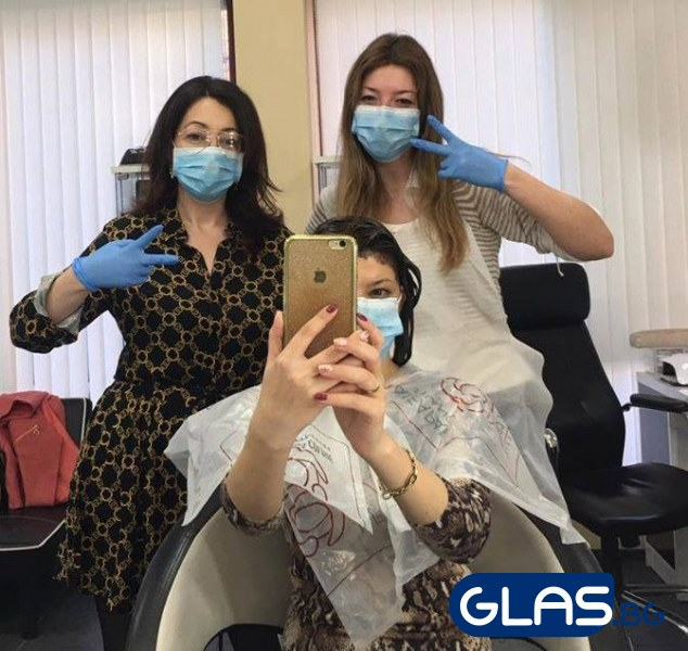 Официално: Разрешиха на фризьорските салони да работят