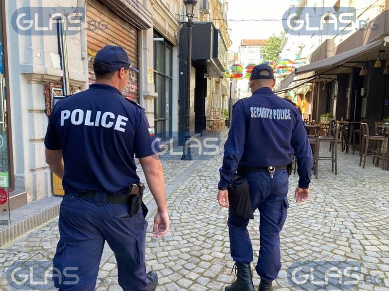 Мащабна акция на полицията в Пловдив! СНИМКИ