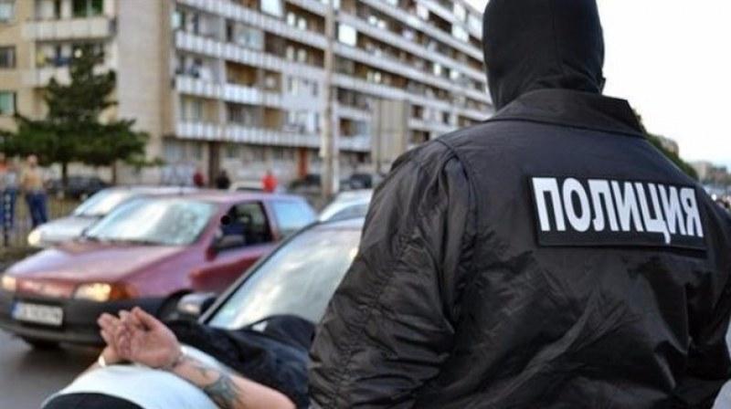Полицията провали наркосделка за десетки хиляди на булевард в Пловдив!