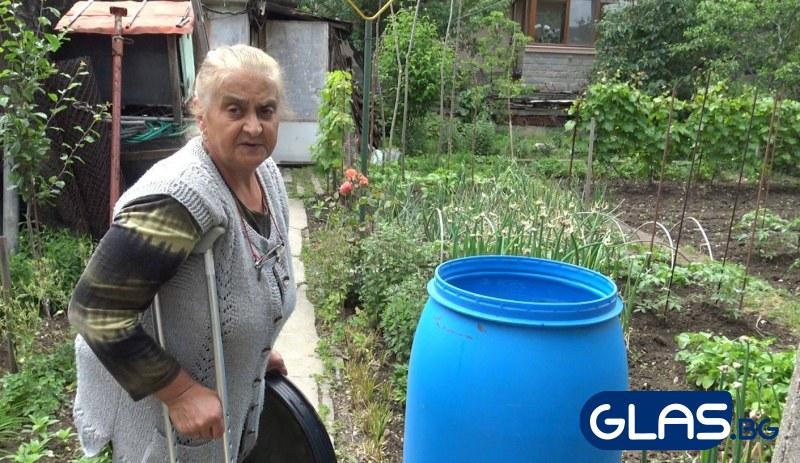 Жители на пловдивско село без вода по време на епидемия ВИДЕО