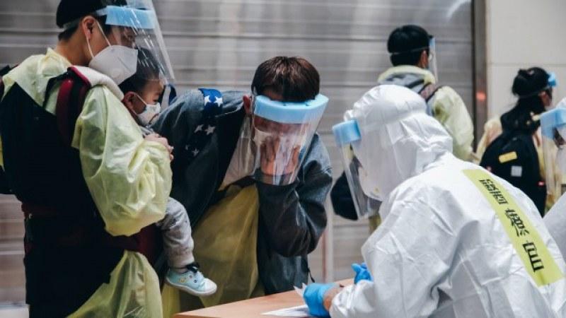 Китай призна: Имаме живи проби от коронавирус в лаборатория в Ухан