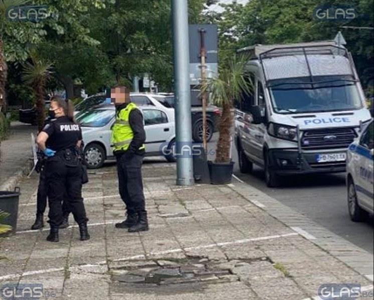 Меле между фенове на Локо и полиция! Има ранен полицай и 5-има арестувани!* СНИМКА