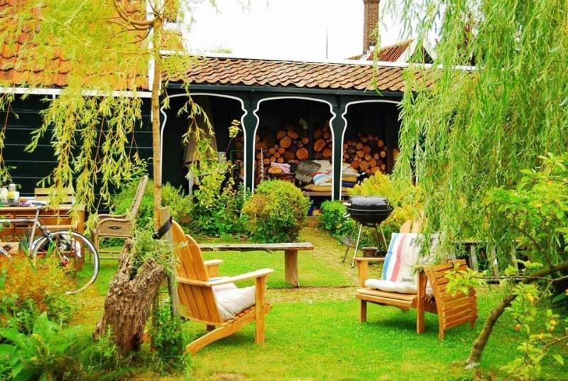 Малък зелен рай, който всеки иска да посети СНИМКИ