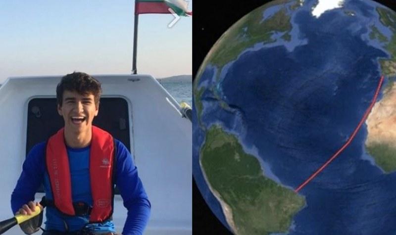 Неворятно: Баща и син българи ще прекосят половин планета по този начин