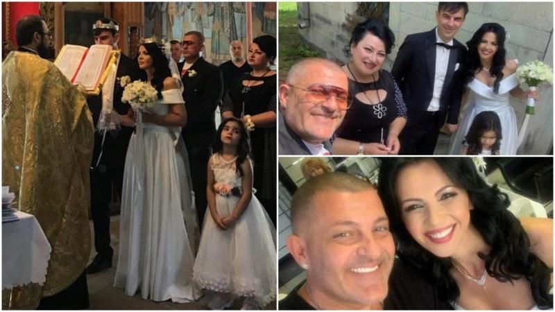 Известна българка мина под венчило!