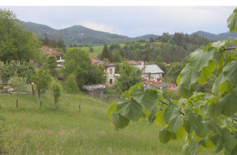 Успели българи решиха да се заселят в наше село с 12 жители  СНИМКИ