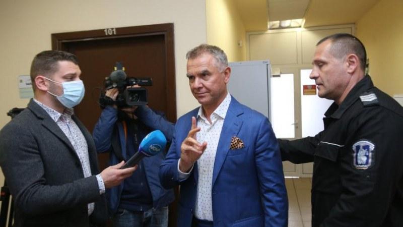 Задържаният Бобоков каза откъде са сумите срещу имената на бизнесмени