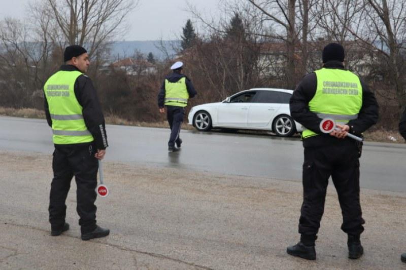 Акция на пловдивската полиция за Деня на детето! За един ден - 588 нарушения!