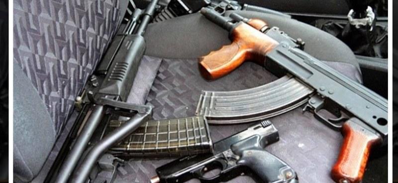 Пипнаха любител на оръжие и боеприпаси в Хисаря!