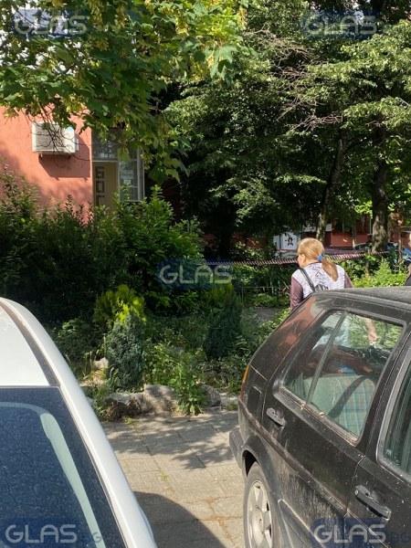 Мъж скочи от осмия етаж в Пловдив