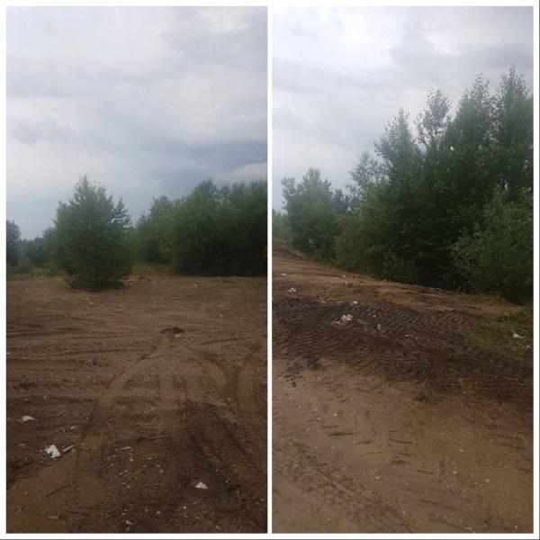 Дъждът не спря почистването на река Тополница