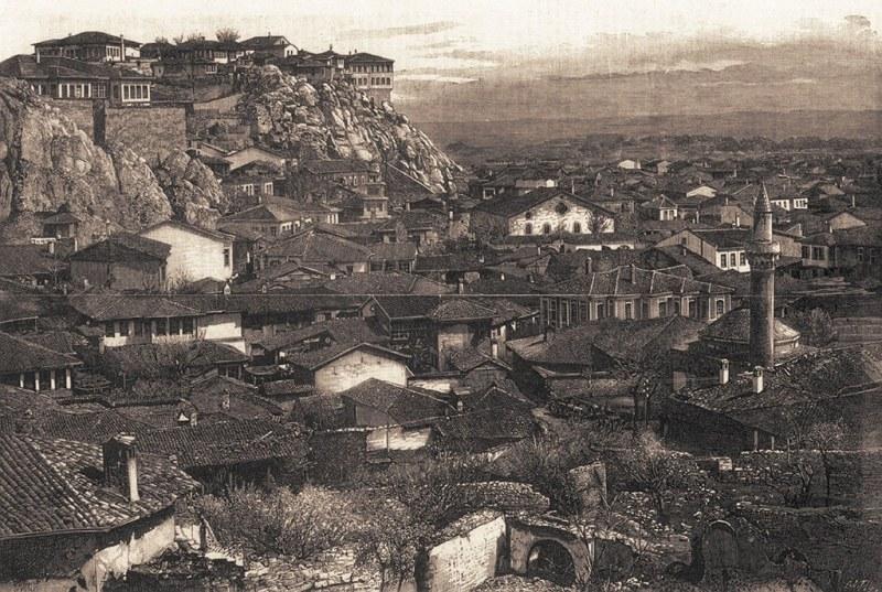 Преди 5 века: Населението на Пловдив наброявало 6000 жители!