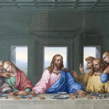 Чернокож Исус се появи на