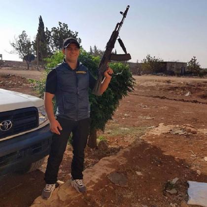 Ето го терориста, подготвял атентат в Бургас СНИМКИ