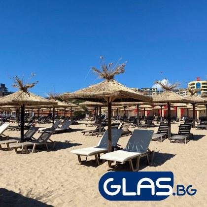 Кой е най-скъпият плаж у нас и кои са безплатните СПИСЪК