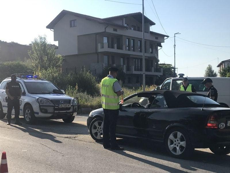 18 задържани след акцията в Гоцеделчевско! СНИМКИ