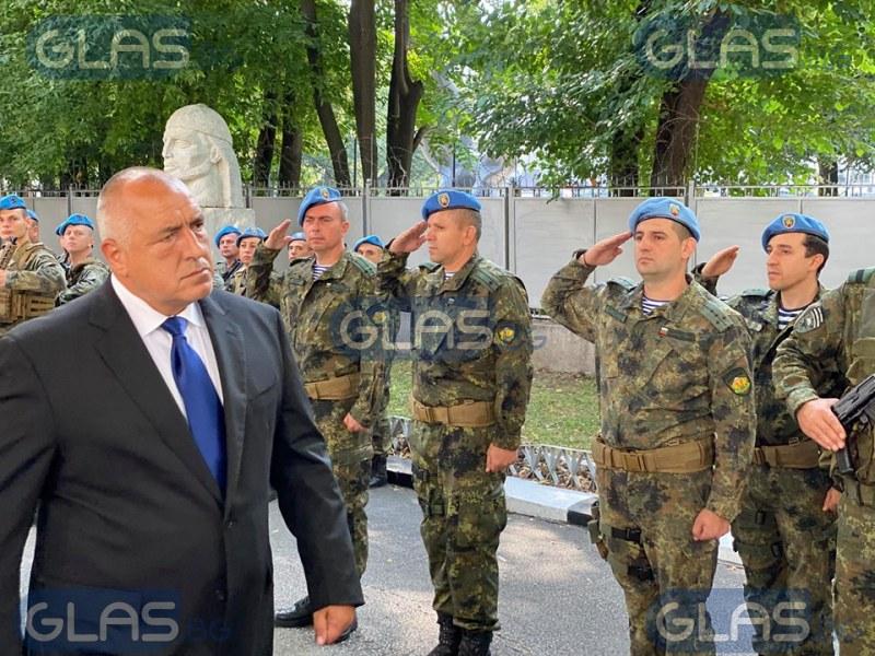 НА ЖИВО: Борисов пристигна в Пловдив!