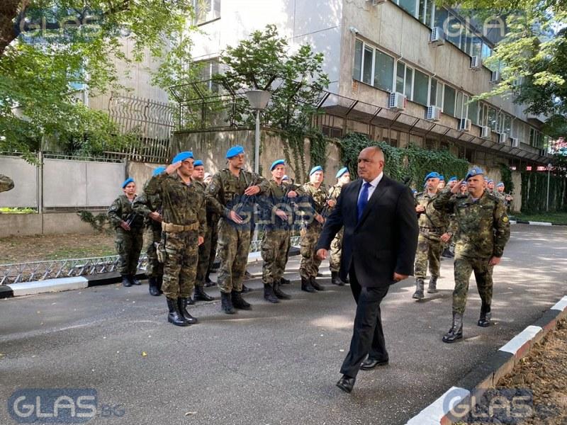 Премиерът към Специалните сили в Пловдив: Гответе се така, че да оставате живи!