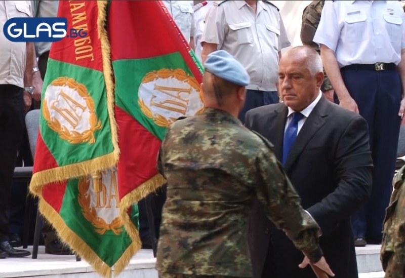 Премиерът разкри кой ще пази държавата при военен конфликт ВИДЕО