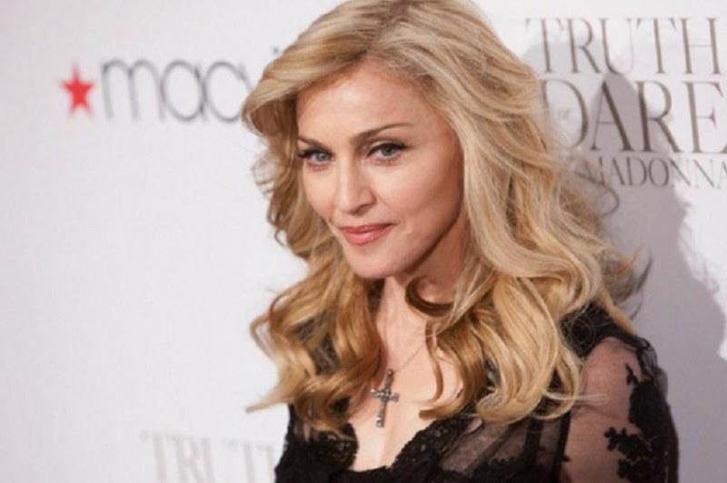 Мадона се разсъблече и изненада всички  СНИМКА 18+