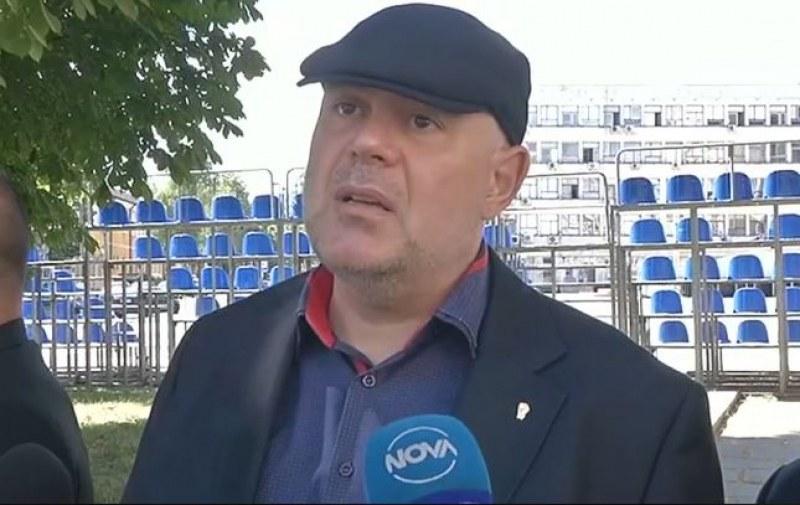 Иван Гешев с подробности за акцията в президентството  ВИДЕО