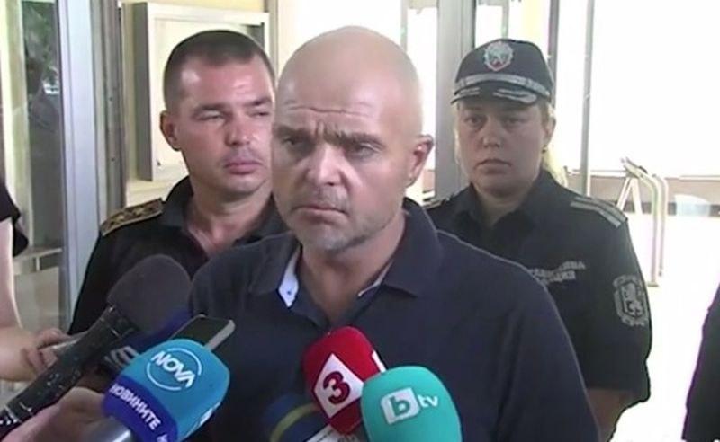 Ивайло Иванов: Полицаите на протеста не са враг, не са отдушник на никого!