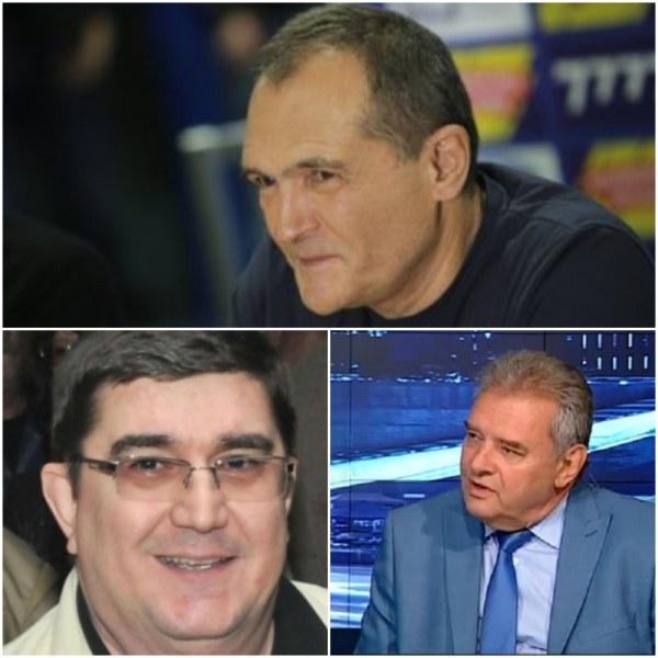 Прокуратурата показа четири телефонни разговора! Заговор на Божков с депутат от БСП и журналист!