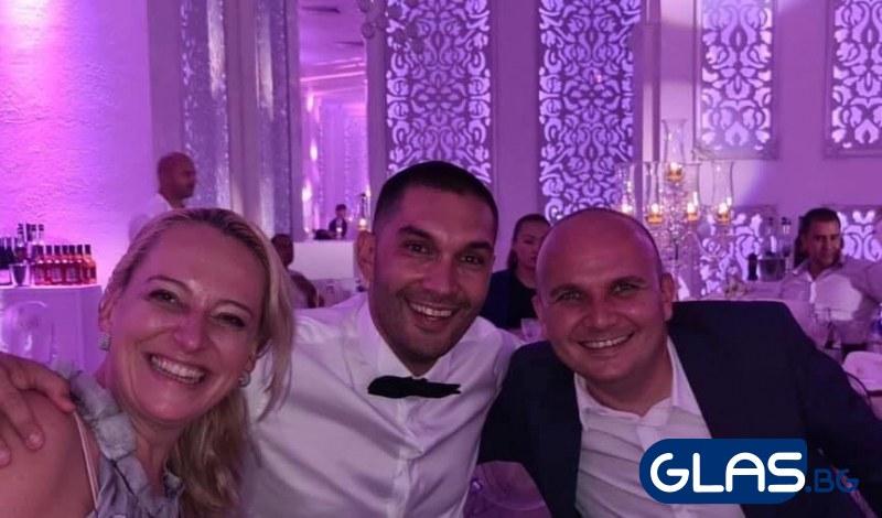 Най-желаният ерген от Пловдив се ожени СНИМКИ