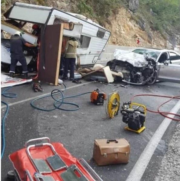 Двойна трагедия! Втора жертва от катастрофата на пътя Девин - Кричим!