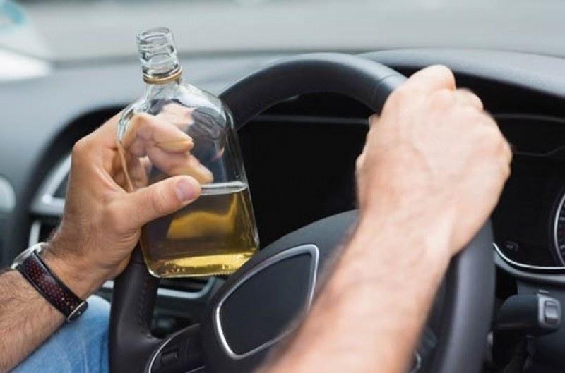 Задържаха пиян шофьор - оказа се, че има 560 нарушения на пътя