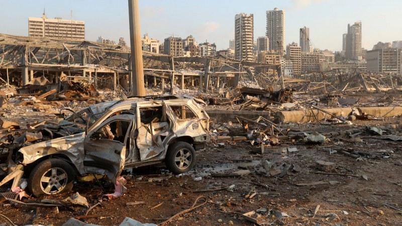 След адския взрив в Бейрут: 78 жертви и близо 4000 ранени