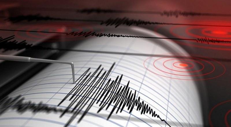 Земетресение разлюля Южна България