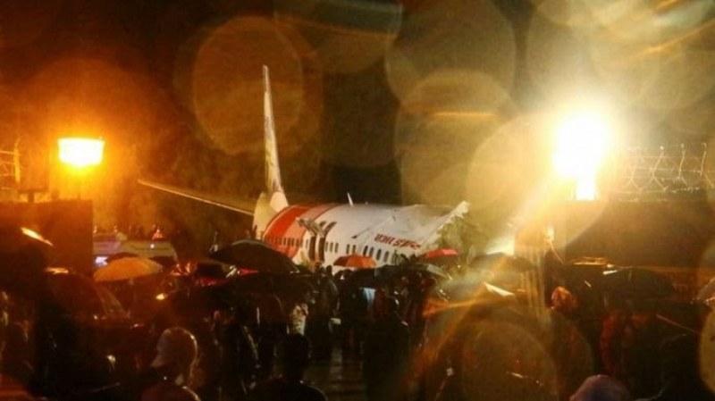 Най-малко 16 са жертвите от самолета, който се разцепи на две!
