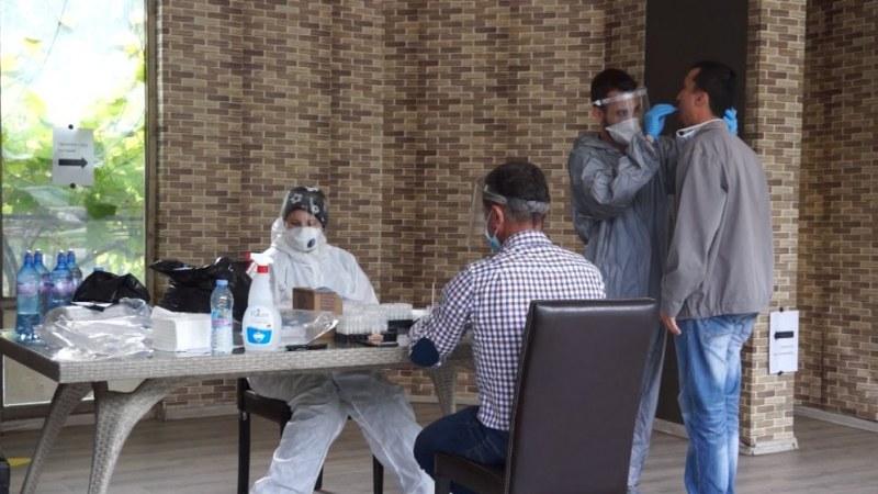 Нов драстичен скок на починалите заразени в България
