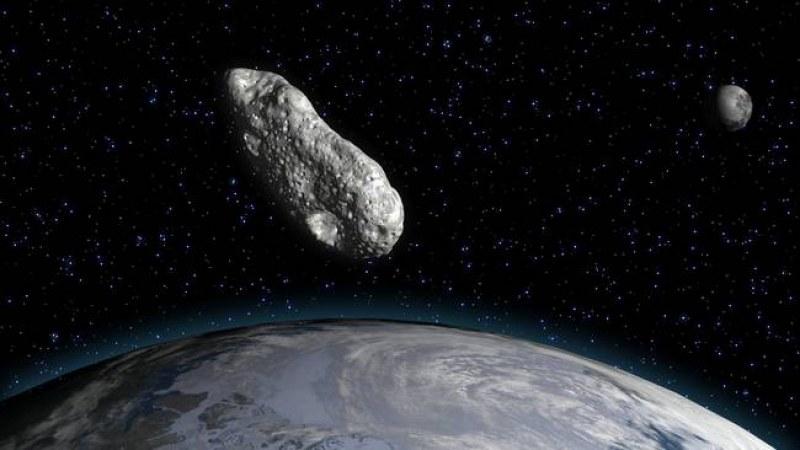 Той лети към нас! На 1 септември астероидът 2011 ES4 ще се насочи към…