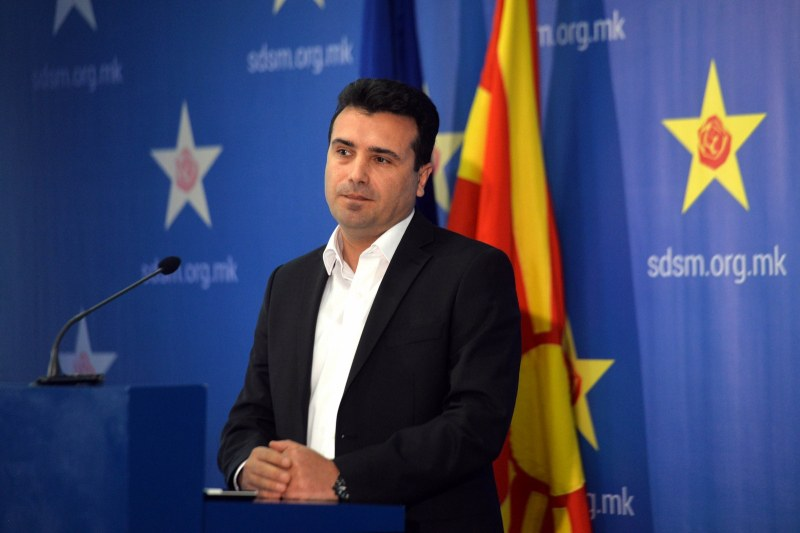 И пак за Гоце… Зоран Заев вярва, че няма да ги блокираме за Евросъюза