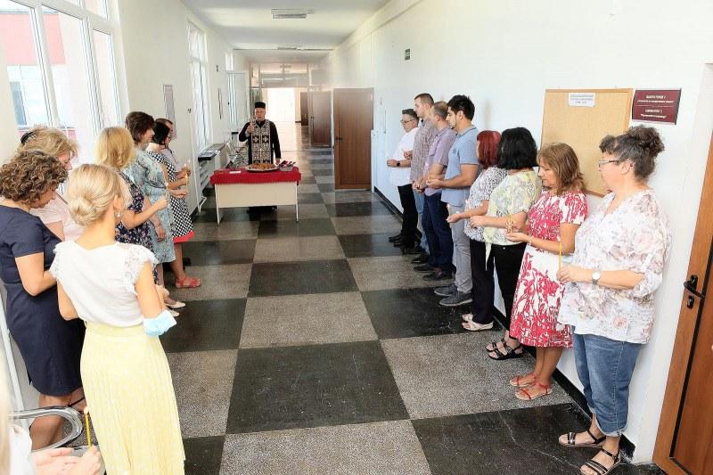 Откриха обновени учебни лаборатории в Медицински университет-Пловдив