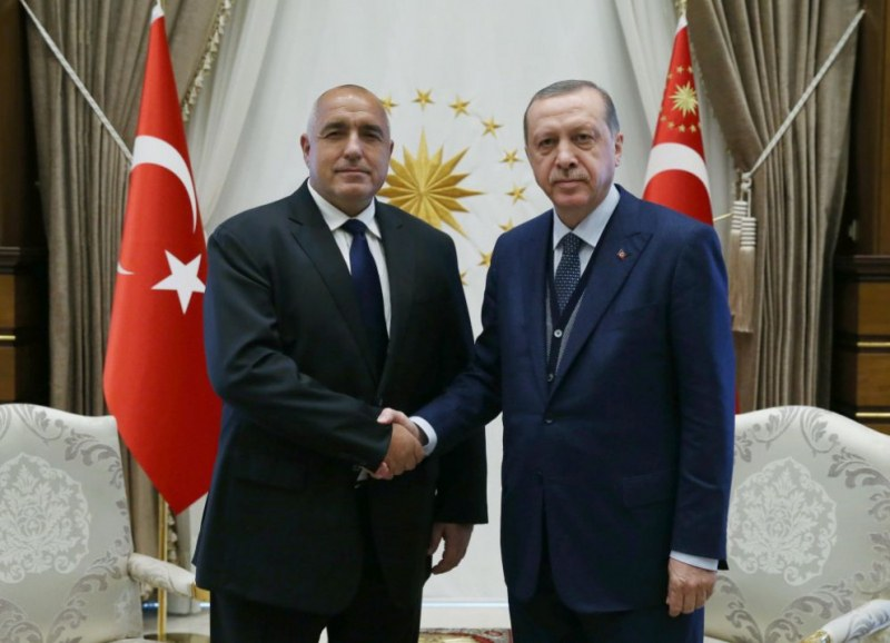 Борисов и Ердоган с разговор по телефона. Какво си казаха?