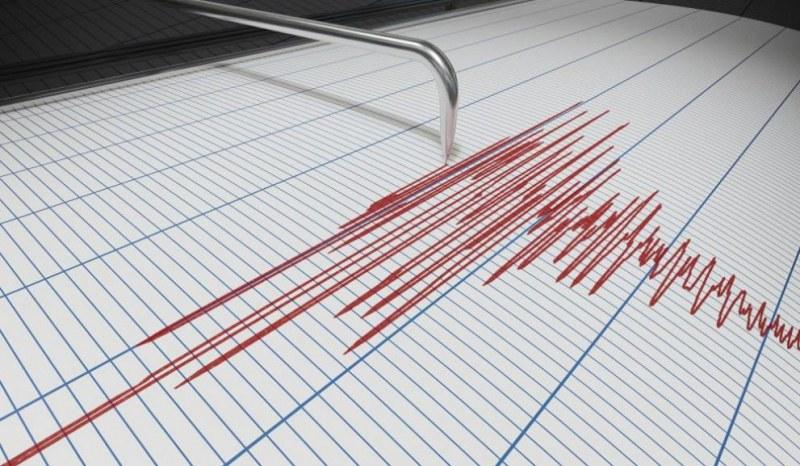 Земетресение разлюля Западна България