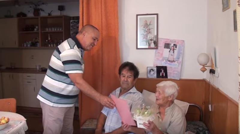 Диамантена сватба в Калофер! Семейство празнува 60 години съвместен живот!