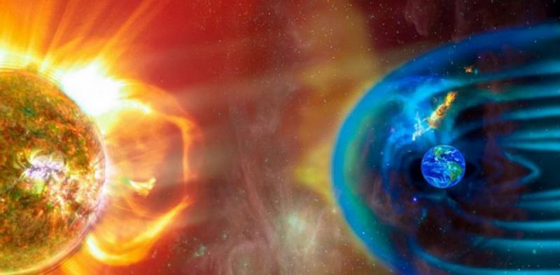 Задава се най-мощната магнитна буря за годината